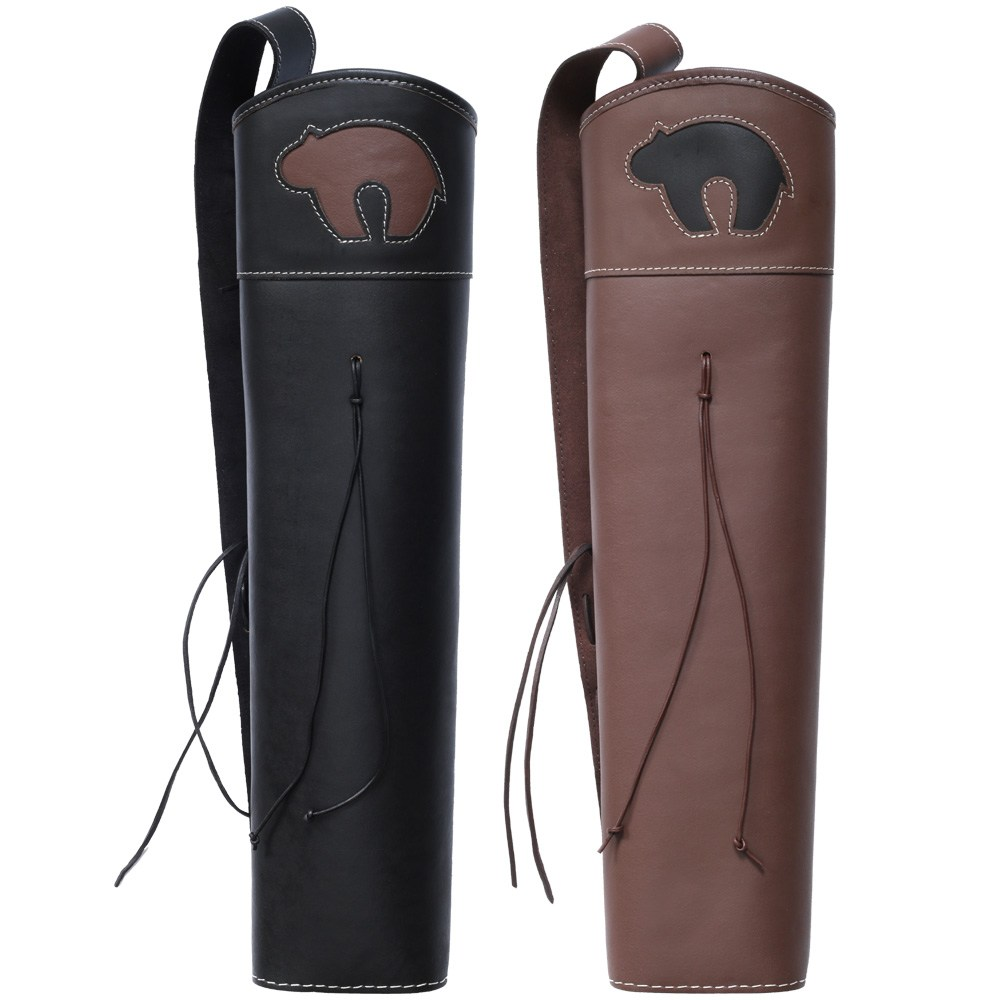 Bearpaw Back Quiver Long